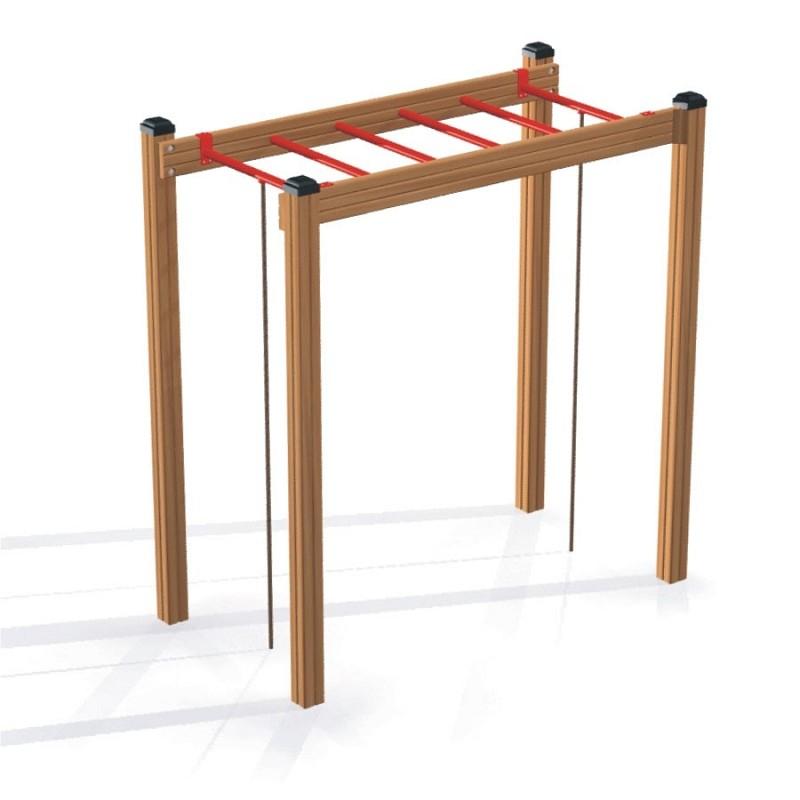 horizontale leiter 10665 kindergartenbedarf. Black Bedroom Furniture Sets. Home Design Ideas