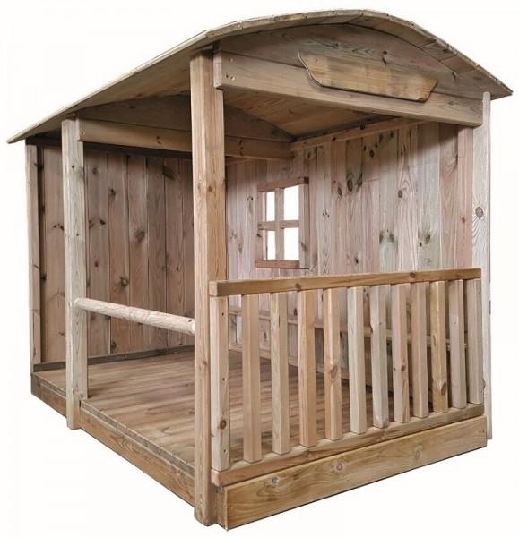 Spielhaus Ponyhof Kiga24de Kindergartenbedarf Online Günstig Kaufen
